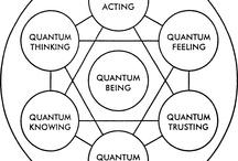 Quantum World / Quantum Healing, Quantum Touch, Quantum 2 points, Matrix Field