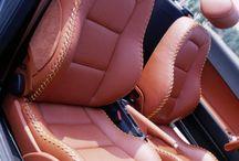 One off car interiors