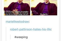 Rpattz hates twilight yaas / nobody hates twilight more than the cast itself heres proof . enjoy in sharing your hate for the series.