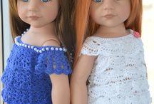 Куклы Готц и все для них