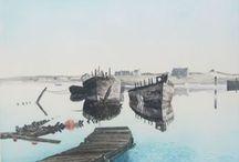 Paul Bisson prints
