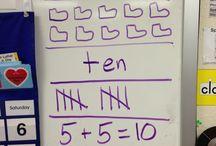 Math Education / by Kelly Hagfeldt