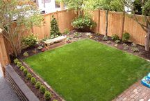 Backyard ideas with fences