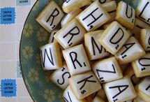 Scrabble time / by Buffy Andrews