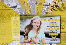 Scrapbook pages / by Elaine Didelot