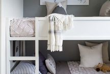 Habitacion litera / cama kura ikea