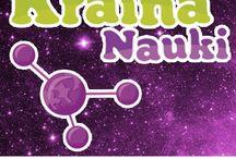 Kraina Nauki / Kraina Nauki to serwis edukacyjny dla dzieci, który uczy poprzez zabawę!