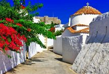 Patmos island, Greece