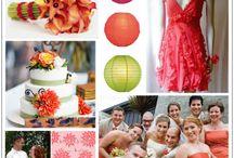coral wedding / by Simone Vu