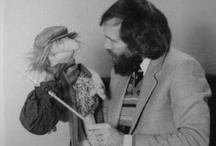 Jim Henson and Friends / Everything I love about him, what he created, who he worked with, etc.... / by Juan Schwartz