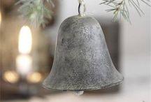 Christmas decor - grey