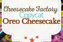 cheesecakws