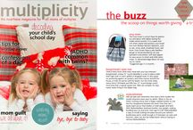 Fantastic Features / Magazine placements, newspaper features, and more! / by Cozy Cover