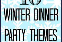 Party ideas / by Dana Dykman