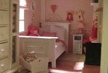 stanze casa barbie
