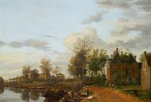 Painting: Jan van der Heyden