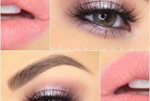 Labios De Color Rosa