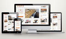 Toon online / Website & Blog van Toon