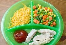Kiddie meal