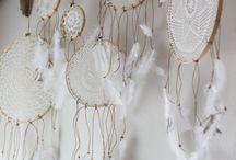 Ловцы снов / #dreamСatcher#ловецСнов#кружева#перья#lace#plumage