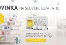 Novinka na slovenskom trhu / iNLS sady pre chytrý dom