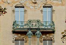 Architecture historic