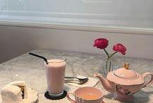 Plate & Tea pot