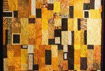 Quilting Klimt