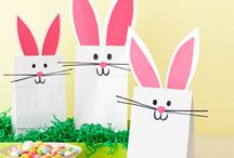 Holidays - Easter / Fun and easy ideas for Easter crafts, foods, and fun.