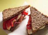 Sandwiches/Wraps / by Johanna Eppley