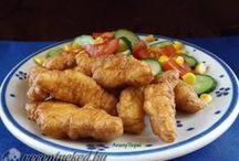 csirkecsíkok tejfölös bundában