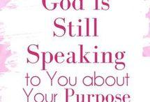 Gods Purpose for me-Neca Smith