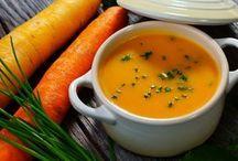 polievka z mrkvy
