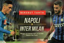 Prediksi Napoli vs Inter Milan Liga Italia