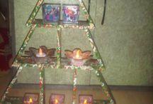Decopatch kerst / Decopatch kerst