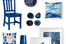 colors // cobalt / For the love of cobalt blue. / by Oleander and Palm // Jeran