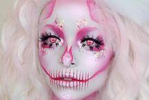 halloween // makeup