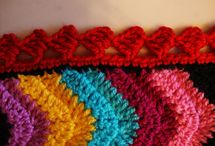 Crochet I Love / Granny squares, ripples, throws, pillow covers....you name it if it's crocheted I'm lovin' it. / by Teacup Lane