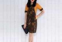 batik, endek