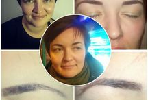 Browmania / Eyebrows done by ME :)