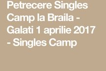 Singles Party Braila - Galati 1 aprilie 2017
