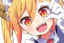 Miss Kobayashi's Dragon Maid(小林さんちのメイドラゴン)