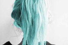 colourful hair <3