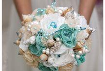 Wedding in turquoise