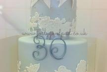 Birthday Cakes / fun & pretty cakes for birthdays