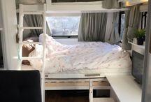Camping reno ideer