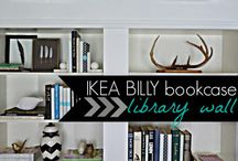 For the Home: Ikea Hacks / Special board for Ikea DIYs. Home on a budget.