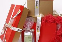 Ideas to Create an Italian Hamper / Gift Ideas for lovers of Italian Food. Ideas to say thank you.