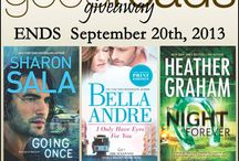 Giveaways! / Enter to WIN!!! / by Harlequin Books