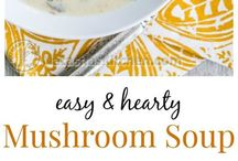 Soup recipes mashrum